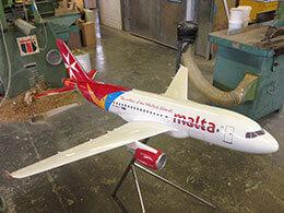 Airliner Model