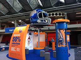 Giant Helmet  Model
