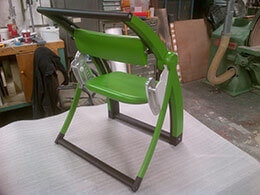 Mechanical Folding Chair Model