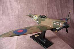 Spitfire Display Model