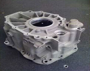 Landrover Gearbox Model