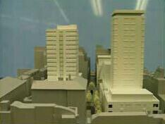 Berwick Street planning model