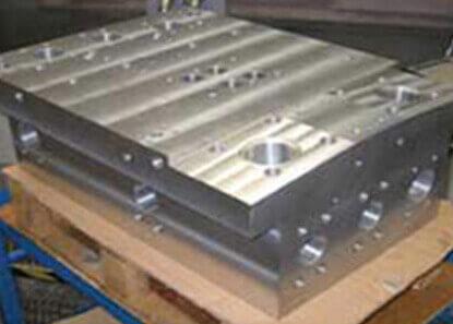 Prototype Hydraulic Manifolds
