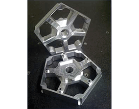 Aluminium CNC machining direct from 3D model