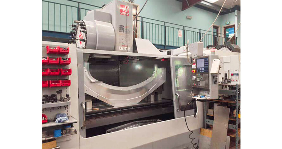 CNC Machining service from JH May Model Makers