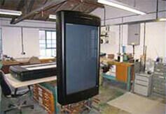 CNC Machining used to create fiberglass moulds