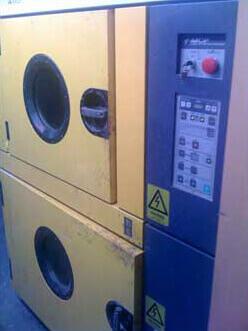 MCP Vacuum casting chamber