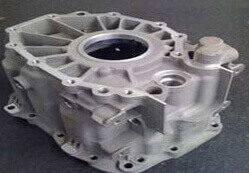Prototype Automotive Gearbox