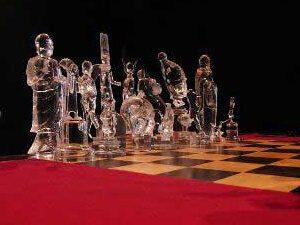 Chess Set Model Making
