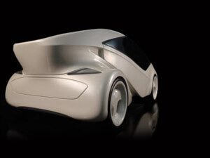 Z Car concept - Concept and Industrial Model