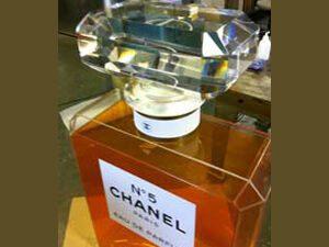 Chanel Model Making