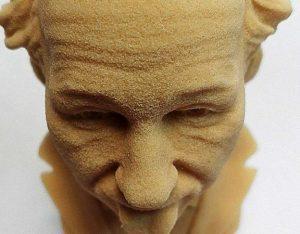 3D printed Einstein