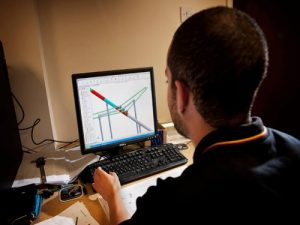 CAD being used for Model Making