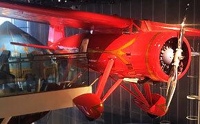 model of aircraft